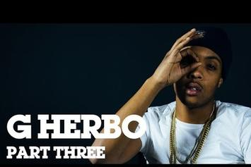"""G Herbo On Chicago Violence & Why He's Not A """"Drill"""" Rapper"""