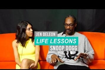 """Snoop Dogg Shares Life Lesson: """"Find Peace Within Yourself"""""""