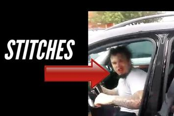 Footage Of Stitches Getting Jumped By His Own Crew Surfaces