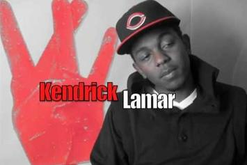 "Watch Kendrick Lamar Freestyle Over Kanye West's ""So Appalled"" In 2009"