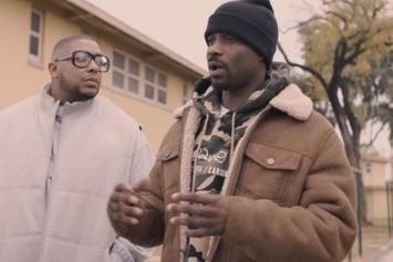 """Jay Rock & Glasses Malone Team Up For """"Project Hero"""" Vlog"""