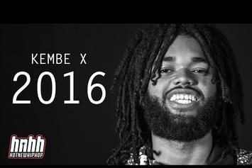 Kembe X Spits Freestyle, Talks 2016 Goals