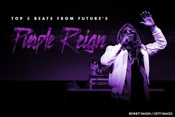 "Top 5 Beats From Future's ""Purple Reign"""