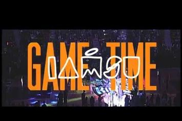 "Iamsu! ""Game Time"" Video"