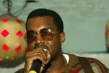 """Consequence Shares Kanye West's """"College Dropout"""" Handwritten Tracklist"""