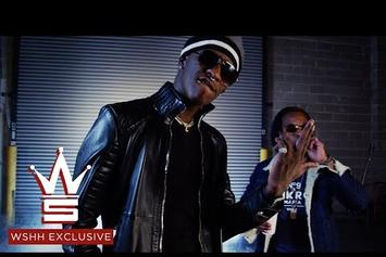 "Shad Da God Feat. Young Thug ""Hold My Cup"" Video"
