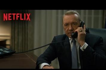 """Watch The Trailer For Season 4 Of """"House Of Cards"""""""