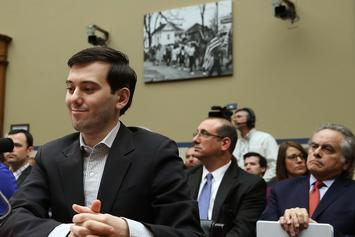 Martin Shkreli Says Fake Friend Of Kanye Robbed Him Of $15 Million