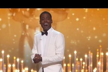 Watch Chris Rock's Opening Oscars Monologue