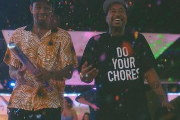 "Domo Genesis Feat. Anderson .Paak ""Dapper"" Video"