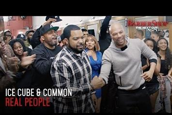 """Ice Cube & Common """"Real People"""" Video"""