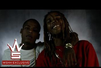 "Monty Feat. Fetty Wap ""Not Poppin"" Video"
