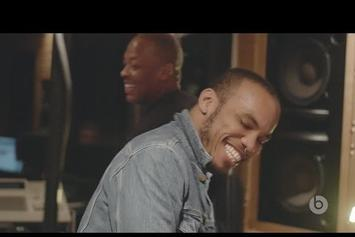 Watch Anderson .Paak & Dr. Dre Rehearse For Their Coachella Set (BTS)