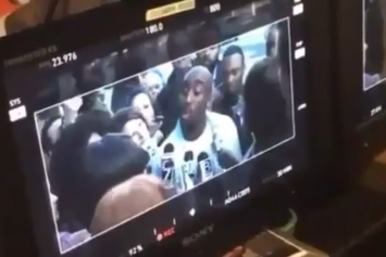 "Watch Footage From The Tupac ""All Eyez On Me"" Biopic"