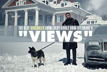 "The Best Quotables From Every Single Song Off Drake's ""VIEWS"""
