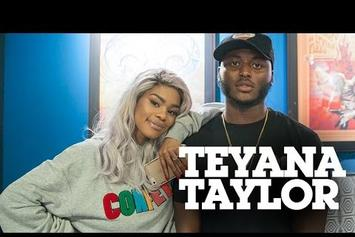 Teyana Taylor Says New Album Could Be Out This Summer