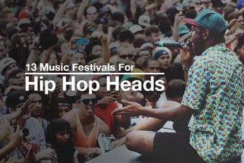 13 Music Festivals For Hip Hop Heads