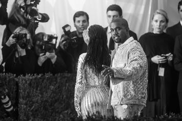 """Kanye West Is Debuting The First Single Off """"Cruel Winter"""" Right Now"""