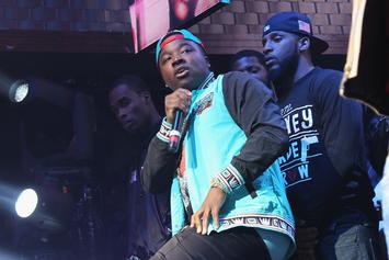 "Troy Ave Changes Mixtape Title To ""Free Troy Ave"""
