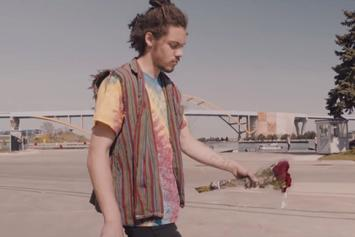 "Kweku Collins ""Stupid Rose"" Video"