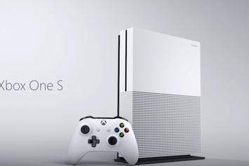 Microsoft Introduces The New XBox One S