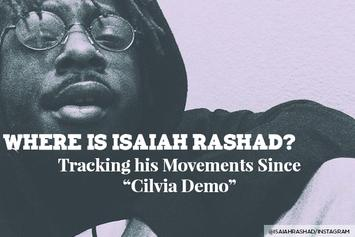 "Where Is Isaiah Rashad? Tracking His Movements Since ""Cilvia Demo"""