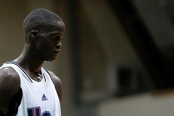NBA Teams Are Ruling Out Thon Maker As A First Round Pick Because They Don't Know How Old He Really Is