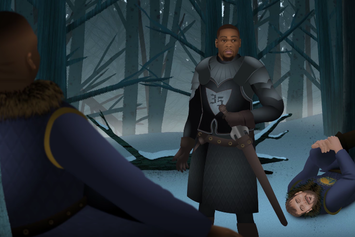 "Watch The Hilarious ""Game Of Zones"" NBA Finals Edition"