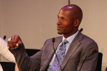 Ray Allen Is Plotting A Return To The NBA