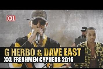 Dave East & G Herbo's XXL Freshman Cypher