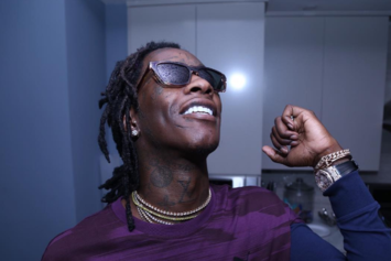 Young Thug Models Calvin Klein Womenswear In Fall 2016 Campaign