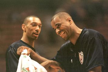 Former NBA Player Jayson Williams Says Charles Barkley Was The Worst Teammate To Have As A Rookie
