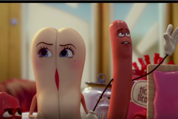 "Watch The Hilarious New Trailer For Seth Rogen's ""Sausage Party"""