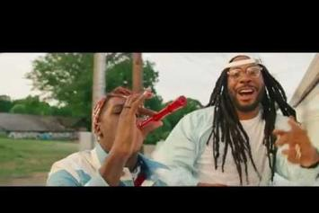 "D.R.A.M. Feat. Lil Yachty ""Broccoli"" Video"