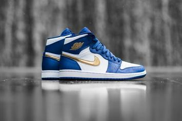 "Release Date Announced For The ""Olympic"" Air Jordan 1"