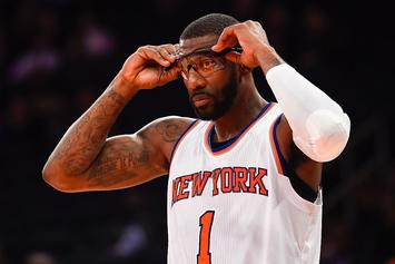 New York Knicks Sign Amar'e Stoudemire So He Can Retire As A Knick