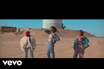 "AlunaGeorge Feat. Dreezy & Leikeli47 ""Mean What I Mean"" Video"