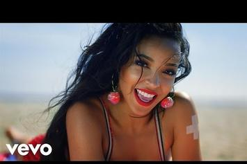 "Tinashe ""Superlove"" Video"