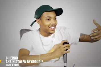 G Herbo Talks About His Best & Worst Groupie Stories