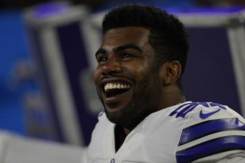 Cowboys' Ezekiel Elliot Photographed At A Weed Dispensary, Jerry Jones Not Pleased
