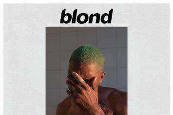 """Frank Ocean's """"Blonde"""" Illegally Downloaded Over 750,000 Times"""