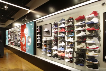 Major Restock Going Down At Foot Locker's New NYC Location Tomorrow