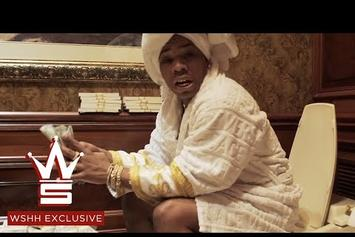 "Plies ""Rich Nigga Shit"" Video"