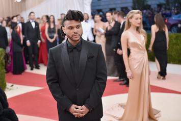 """The Weeknd Says New Album Is Possibly """"Best-Sounding"""" Project He's Ever Done"""