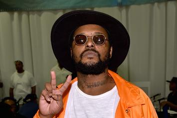 "ScHoolboy Q Releases ""Blank Face"" Merch Collection"