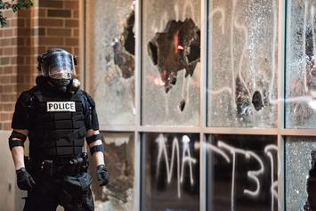 State Of Emergency Declared In Charlotte As More Riots Breakout In The Wake Of Keith Scott Killing