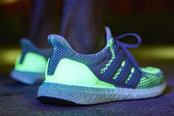 """Glow In The Dark"" Adidas UltraBoosts Arrive Tomorrow"