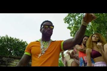 "Gucci Mane Feat. Rick Ross ""Money Machine"" Video"