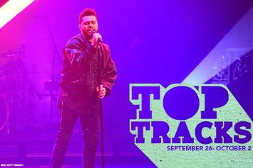 Top Tracks: September 26 - October 2