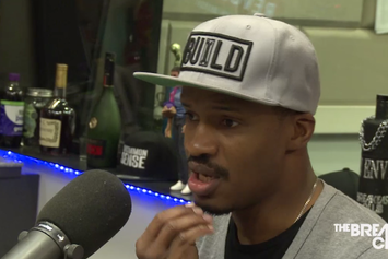 """Birth Of A Nation"" Director Nate Parker Speaks On Nat Turner & Rape Allegations On The Breakfast Club"